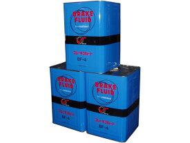 【21日〜マイカー割エントリーでポイント最大5倍】ブレーキフルード 日産 ピットワーク Vシリーズ BF-4 18リットル お買い得3缶セット KN600-40018-11-3 *オイル・油脂*