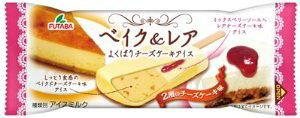 フタバ食品 ベイク&レア よくばりチーズケーキアイス 20入