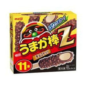 明治 うまか棒 Z チョコナッツ 11本×8箱