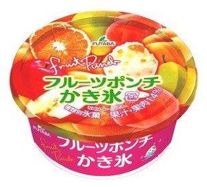フタバ食品 フルーツポンチかき氷 18入