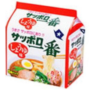 サッポロ一番 しょうゆ味 5食×6袋入 30食入