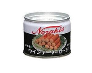 ノザキ ウィンナーソーセージ缶 105g
