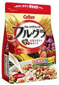 【送料無料】カルビー フルグラ 800g×6個入 カルビーフルーツグラノーラ