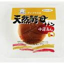D-plusデイプラス 天然酵母パン 小倉あん 12個入(1ケース)