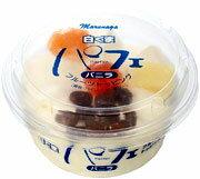 丸永製菓 白くまパフェ バニラ 24個入