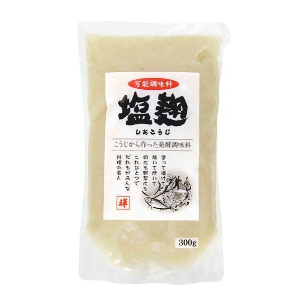 カネジュウ食品 塩麹 300g