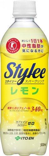 伊藤園 Stylee Sparkling スタイリースパークリング 500mlPET 24本 「特定保健用食品」