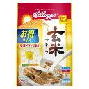 【送料無料!】ケロッグ 玄米フレーク 徳用袋 400g×6入
