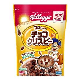 【送料無料!】ケロッグ ココくんのチョコクリスピー 260g 12個入