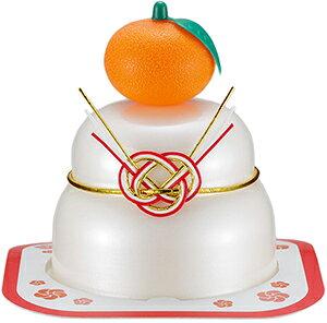 サトウの鏡餅 福餅入り鏡餅 小飾り 橙付き 66g×30個