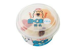 丸永製菓 白くまデザート 練乳 16入