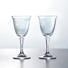ボヘミアペアワイングラス