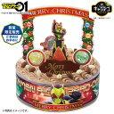 クリスマスケーキ バンダイキャラデコクリスマス仮面ライダーゼロワンチョコレート(240_X)