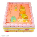 クリスマスケーキ すみっこぐらしスクエアケーキ【240_X】