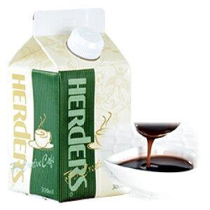 ハーダース カフェ用フレーバーソース 北海道あずき 【業務用 300ml×12本入】本州は送料無料でこの価格!ドリンク コーヒー アイス シロップ ラテ ミルク トッピング マキアート あん