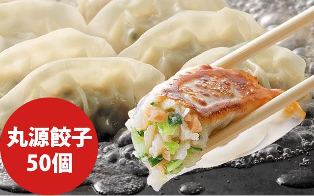 【丸源餃子50個】 餃子