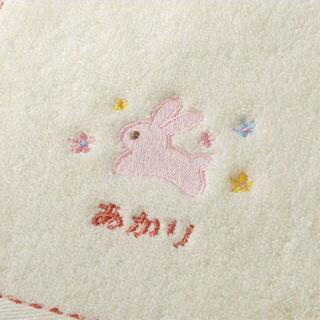 出産祝いオーガニックコットンフード付きバスタオル【バスポンチョバスローブバスタオルフード付き動物(ぞう、うさぎ、ひよこ)オーガニックタオル名入れタオル】
