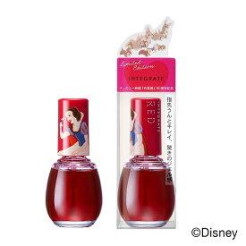 インテグレート ジェルドロップネール RD3 ディズニー映画「白雪姫」80周年記念デザイン 資生堂【数量限定品】 【まるひち】