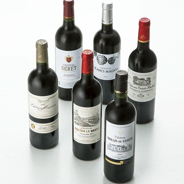 フランス・ボルドー金賞受賞赤ワイン12本セット