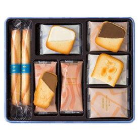 残暑御見舞 ギフト 贈り物 ヨックモック プティ サンクデリス 洋菓子 詰合せ ギフト YCE-20