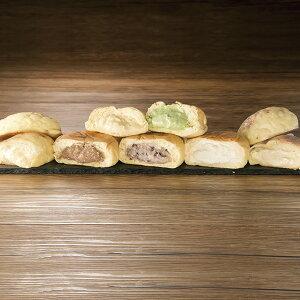 [広島]〈八天堂〉くりーむパン・メロンパン詰合せ のし・包装不可