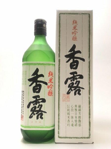 熊本県酒造研究所 香露 純米吟醸 720ml