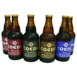 エントリーでP10倍 コエド COEDO コエドビール 瓶6本セット エントリーで ポイント10倍 (7月1日9時59分迄)