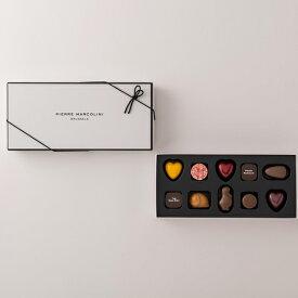 ピエール マルコリーニ ホワイトデー セレクション 10個入り のし・包装不可