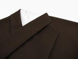 【日本の絹】新作正絹小紋反物〜黒地カラフル彩の華