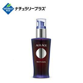ナチュラリープラス オラージュ リッチフォーミュラ 化粧水・美容液 60ml