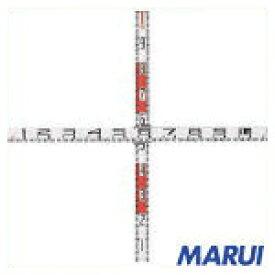 【K160】マイゾックス 検測ロッド(クロス標尺) K-160 【DIY】【工具のMARUI】
