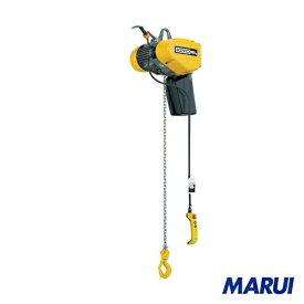 キトー EQ形電気チェーンブロック 懸垂形 980kg(IS)×4m 1台 EQ009IS 【DIY】【工具のMARUI】