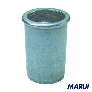 エビ パック入りナット(40本入) Kタイプ アルミニウム 5−3.2 1Pk NAK5P 【DIY】【工具のMARUI】