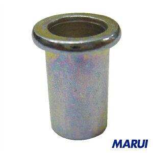エビ パック入りナット(30本入) Dタイプ スティール 6−3.2 1Pk NSD6P 【DIY】【工具のMARUI】