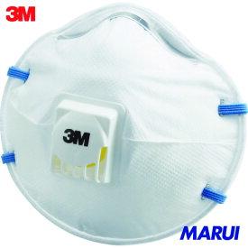 【8805 DS2】3M 使い捨て式防じんマスク 8805 DS2 排気弁付き (10枚入) 国家検定DS2合格品 (N95同等) 感染症対策に!【DIY】【工具のMARUI】