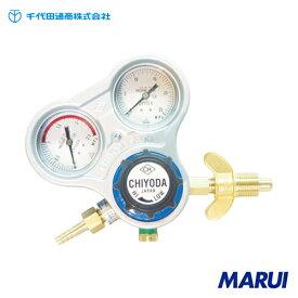 千代田 酸素用調整器スタウト(関西式) 1個 SROW 【DIY】【工具のMARUI】