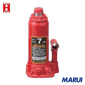 OH 油圧ジャッキ 7T 1台 OJ7T 【DIY】【工具のMARUI】