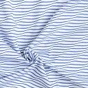 生地 布 よろけ織り ボーダー【50cm単位】生地のマルイシ