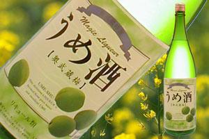 奥武蔵のうめ酒 1800ml