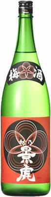 (新潟)越乃景虎 梅酒 1800ml