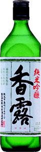 (熊本)香露 純米吟醸 720ml