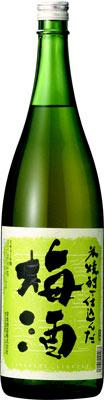 s【送料無料6本セット】(熊本)常楽酒造 米焼酎で仕込んだ梅酒 1800ml アルコール度数 14度台