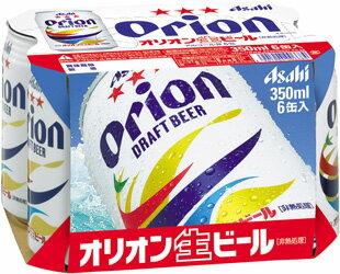 【送料無料】オリオンドラフト缶350ml6缶パック×4入り3ケースセット