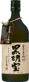 s【送料無料12本セット】黒ごま焼酎 黒胡宝 25度 720ml