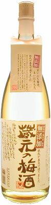 蔵元の梅酒 14度 1800ml 愛媛県 栄光酒造