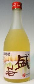 s【送料無料12本入りセット】(東京)盛若 赤 麦 25度 500ml 神津島酒造
