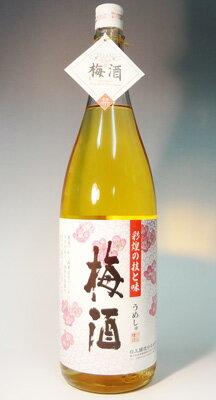 さつまの梅酒 14度 1800ml 彩煌の技と味 魔王の蔵元「白玉醸造」
