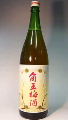 s【送料無料6本入りセット】(鹿児島)佐多宗二商店角玉梅酒 1800ml