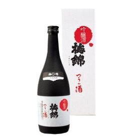 (愛媛)梅錦 つうの酒 吟醸 720ml