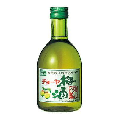 s【送料無料24本入りセット】チョーヤ梅酒 紀州 容量:300ml アルコール分:12%
